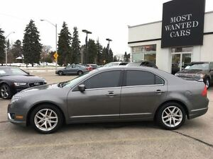 2010 Ford Fusion SEL 3.0L V6 AWD | LEATHER | NO ACCIDENTS Kitchener / Waterloo Kitchener Area image 3