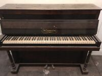 Old stand up piano