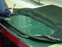 PORSCHE BOXSTER REAR PLASTIC WINDOW SCREEN REPLACEMENT
