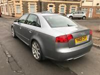 Audi A4 2.0TDI 2005 Sline 12 Months Mot leather seats