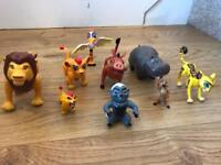 Lion King/The Lion Guard Figurines