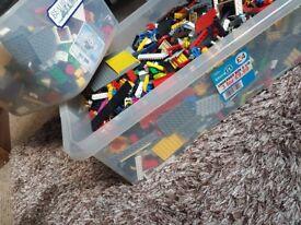 Hugh selection of lego