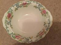 Booths antique vintage serving dish collectors item