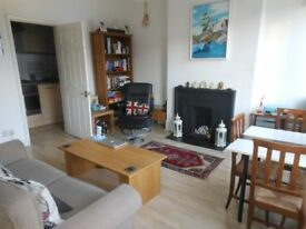 PRIVATE LANDLORD Lovely light first floor 1 bed furnished Kentish Town Victorian flat balcony