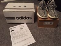 Adidas Yeezy Boost 350 Turtle Dove Authentic