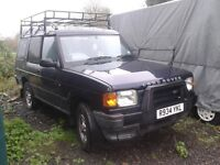 Discovery 1 3door spares or repairs