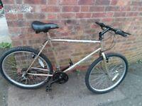 "men's british eagle bike 26"" wheels"