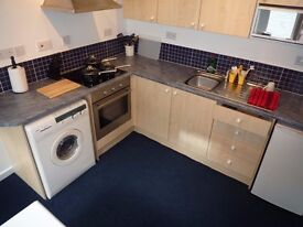NO FEES!Immaculate fully furnished studio flat. RENT INCLUDES VIRGIN B/BAND AND WATER.