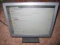 IBM thinkvision lcd monitor