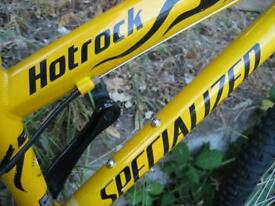 Serviced and Ready to Ride - Specialized Hotrock 20 Boys Mountain Bike