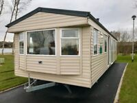 Static caravan on Tattershall Lakes Country Park not skegness butlins southview
