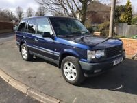 Range Rover vogue 4.6. Top of the range luxury