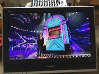 Panasonic viera colour tv
