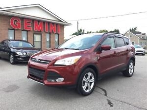 2014 Ford Escape SE 4x4 2.0 Leather Navi Camera