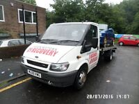 FORD TRANSIT 350L RECOVERY TRUCK 135 BHP 6 SPEED
