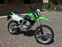 Kawasaki KLX 250 SGF - 2016 model brand new on 18 plate + 2 years warranty