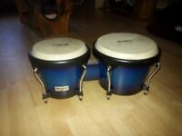 Headliner Professional Percussionists Bongo Drums