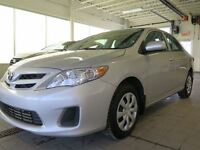 2013 Toyota Corolla CE A/C, 67$/Sem, Garantie 3ans/60 000Km - PR