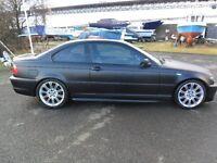 BMW 320 Coupe M Sport Diesel, MATT BLACK...