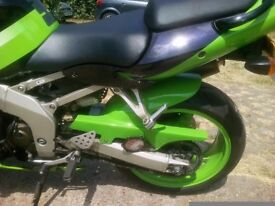 Kawasaki ninza zx 6r