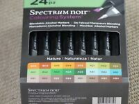 Spectrum Noir Colouring System Nature set
