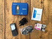 Nokia 100 phantom black Mobile Phone EGSM 900 / 1800