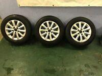 Volkswagen Golf 5x112 alloys (leon,a3)