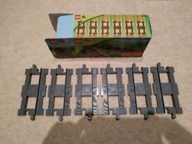 Lego Duplo 2734 Straight Train Tracks