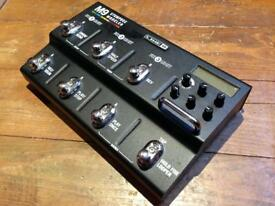 Line 6 M9 multi effects pedal