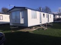 2 bed 35x12 full winterpack static caravan off site sale