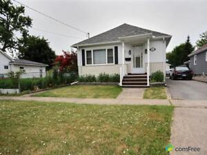 $349,000 - Bungalow for sale in Thorold