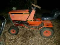 Diesel Westwood mower tractor for spares or repair