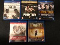 5 Massive Fight-Fan Movies on Blu-Ray