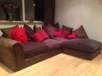 L Shape Corner Sofa