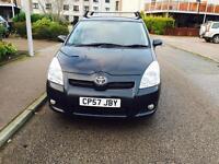 Toyota Corolla Verso**Diesel* 57 Plate..8 Stamp...Very Long MOT.low Miles* 2 Owner £2950