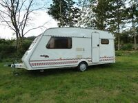 FLEETWOOD 2 BERTH CARAVAN - Super condition