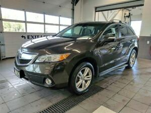 2014 Acura RDX Tech AWD - One Owner - Non-smoker!