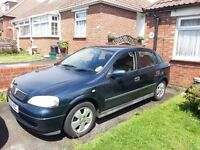 Vauxhall ASTRA (52 REG) 1.6 LPG/PETROL DUAL FUEL
