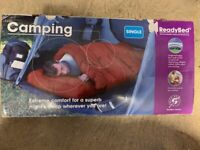 ReadyBed Camping - single adult