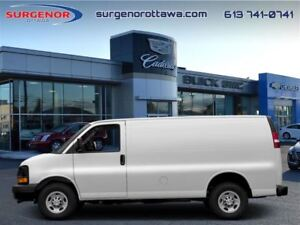 2017 Chevrolet Express Cargo 2500 135 Wheelbase