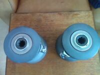 gibb 7a winches / pair of winches / sailing yacht winch