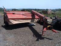 tractor mower vicon