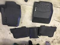 Mercedes GLK 350 Weather Tech Mats