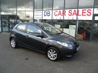DIESEL !!! 2008 08 MAZDA 2 1.4 TS2 D 5D 68 BHP **** GUARANTEED FINANCE **** PART EX WELCOME