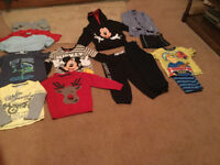 Bundle of childrens clothes - age 3-4 years of age. In immaculate condition