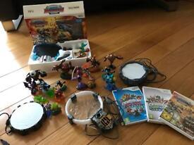 Wii skylanders Bundle