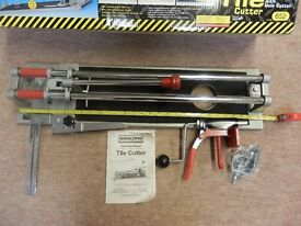 750mm Workzone Tile Cutter