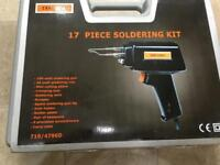 Challenge 17 piece soldering iron set