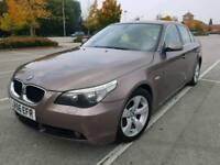 2006 BMW 520 D SE. AUTOMATIC . DIESEL. BRONZE. GREAT DRIVE