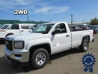 "2018 GMC Sierra 1500 Regular Cab 133"" WB 2WD w/8' Box, 5.3L V8 Edmonton Edmonton Area Preview"